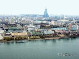 Pchjongjang panorama