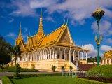 Phnompenh, Královský palác