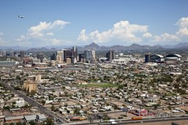 Phoenix, panorama města