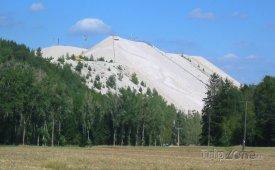 Písečná duna Monte Kaolino