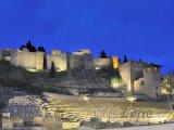 Ruiny římského divadla