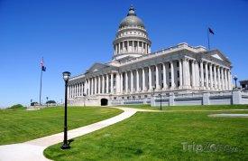 Salt Lake City, budova Utah State Capitol