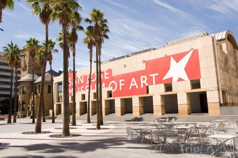Fotka, Foto San Jose, Museum of Art (USA)