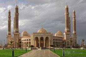 Sanaa, Velká mešita