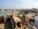 Sidon, Mořský hrad