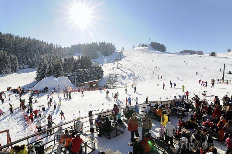 Fotka, Foto Ski areál Donovaly