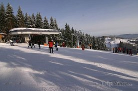 Ski areál Winterberg
