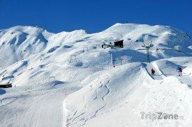 Skiareál Davos-Klosters