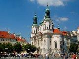 Staroměstské náměstí, kostel svatého Mikuláše