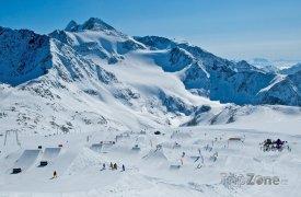 Stubaier Gletscher, snowpark Stubai ZOO
