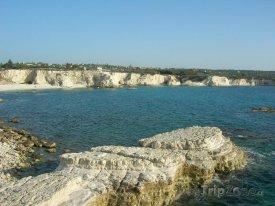 Sýrie, pobřeží města Latakia
