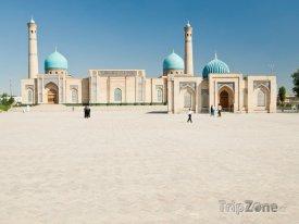 Taškent, mešita Khast Imam