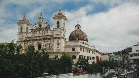 Tegucigalpa, kostel Los Dolores