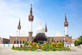 Teherán, svatyně mešity imáma Chomejního