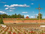 Terezín, hřbitov