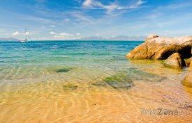 Townsville, útesy na pobřeží