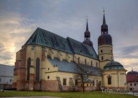 Trnava, kostel sv. Mikuláše