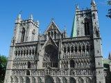 Trondheim, Nidaroská katedrála