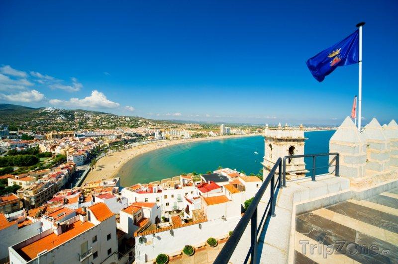 Fotka, Foto Valencie panorama (Valencie, Španělsko)