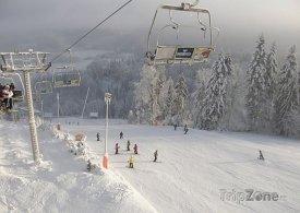 Wisla, skiareál Soszów