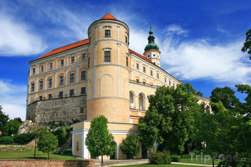 Fotka, Foto Zámek Mikulov (Česká republika)