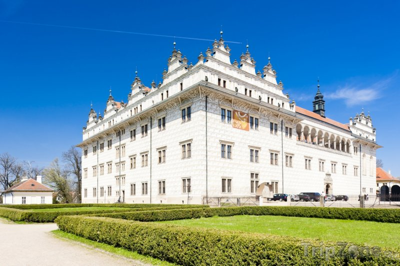 Fotka, Foto Zámek v Litomyšli (Česká republika)