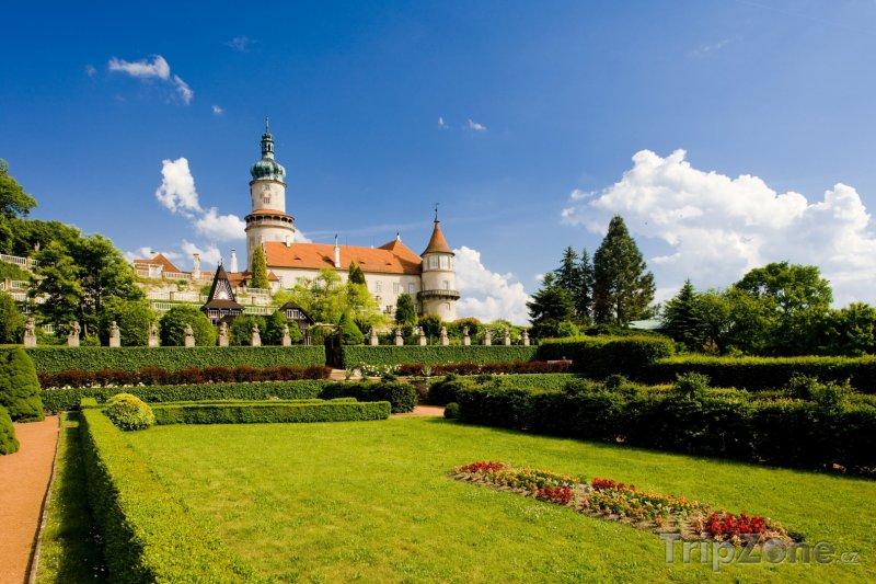 Fotka, Foto Zámek v Novém Městě nad Metují (Česká republika)