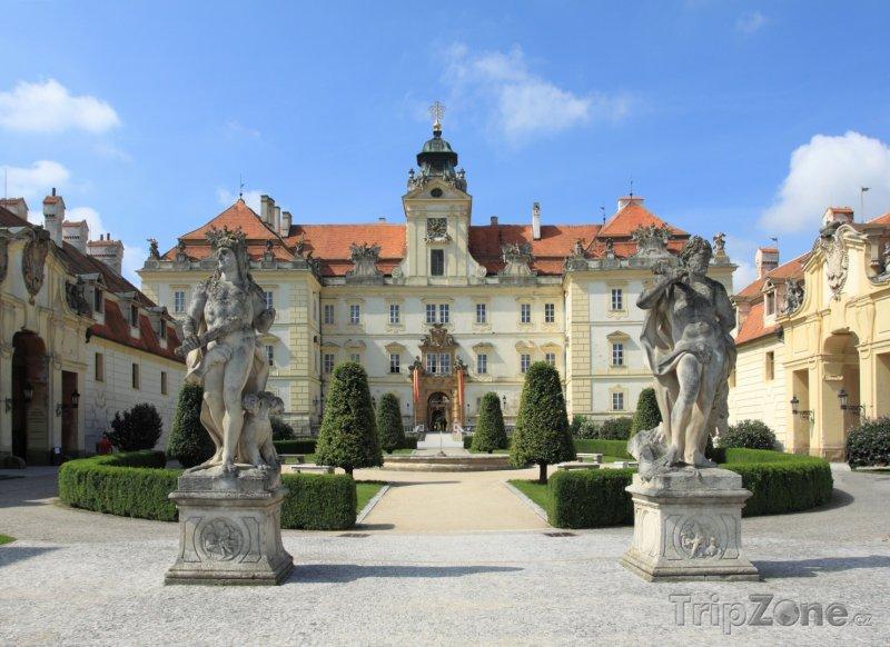 Fotka, Foto Zámek Valtice (Česká republika)