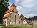 Červený kláštor v Pieninském národním parku