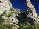 Hrad Devín - panenská věž