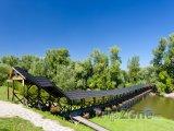 Kolárovo, dřevěný most