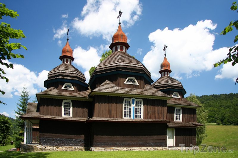 Fotka, Foto Kostel Nižný Komárník (Slovensko)