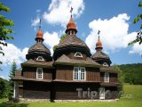 Kostel Nižný Komárník