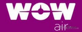 Logo Letecké společnosti WOW Air