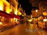 Noční Montmartre