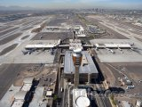 Panorama letiště Sky Harbour Airport