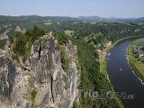 Saské Švýcarsko, řeka Labe