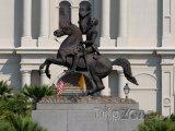 Socha generála Andrewa Jacksona