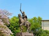Socha krále Kalojana ve Varně