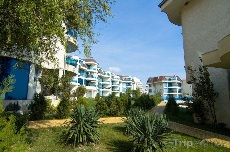 Fotka, Foto Sveti Vlas, hotelový rezort (Bulharsko)