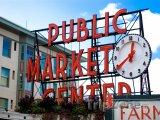 Věhlasný Pike Place Market