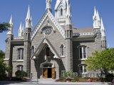 Viktoriánsko-gotická aula