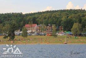 Camping Vranovská pláž, foto: vranovska-plaz.cz