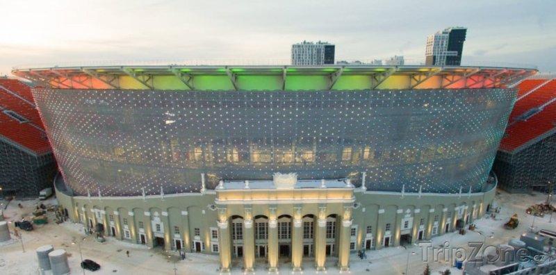 Fotka, Foto Central Stadium, foto: fifa.com