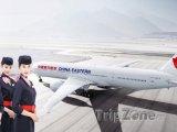 China Eastern Airlines buodu létat z Prahy do Si-anu