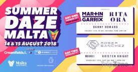 Festival Summer Daze Malta, foto: facebook.com