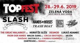 Festival Top fest na Slovensku