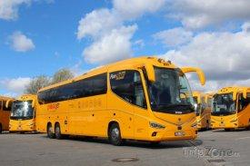 Fun&Relax autobus společnosti RegioJet