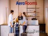 Hotel AeroRooms nabízí celkem 14 pokojů