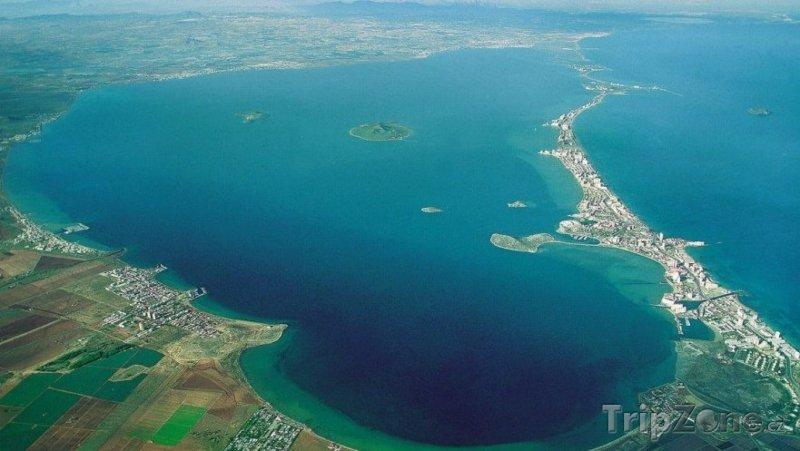 Fotka, Foto Laguna Mar Menor, foto: facebook.com